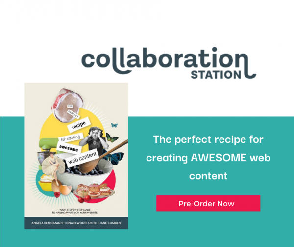 Collaboration Station Social Media
